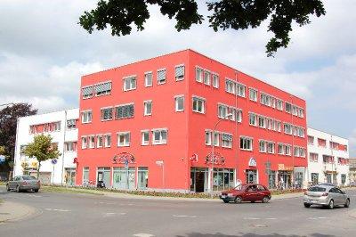 Das Bürgerservicebüro des Landkreises Havelland in Falkensee befindet sich im Gesundheitszentrum in der Dallgower Straße 9.