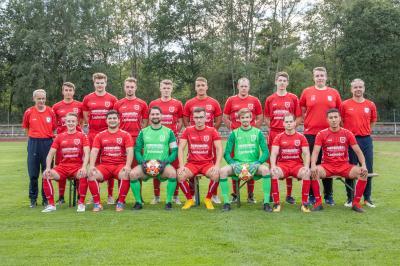 Foto zur Meldung: Mannschaft 1. Herren SGLB
