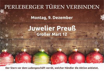Stadt Perleberg | 9. Türchen 2019