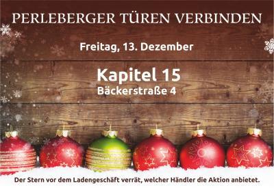 Stadt Perleberg   13. Türchen 2019