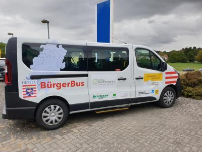 Der Sontraer Bürgerbus nimmt Fahrt auf!