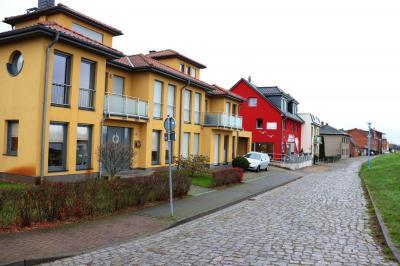 """Die Sanierung der Elbstraße beginnt mit dem  Abschnitt zwischen """"Im Hagen"""" und der östlichen Abfahrt zum Nedwighafen  I Foto: Martin Ferch"""