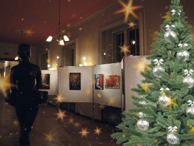 Vorschaubild zur Meldung: Weihnachts- und Winterausstellung im Kulturzentrum