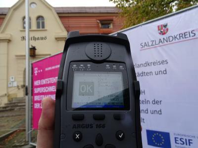 Foto zu Meldung: Einheitsgemeinde Nienburg (Saale) startet ins digitale Zeitalter