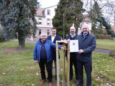 Foto zur Meldung: Stadt Wächtersbach erhält Fördermittel zur Umnutzung des Alten Amtsgerichts – das Warten hat sich gelohnt