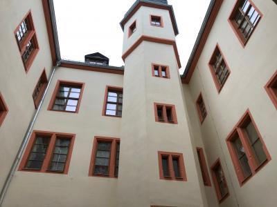 Vorschaubild zur Meldung: Schlosshof erstrahlt in neuem Glanz
