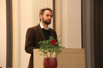 Vorschaubild zur Meldung: Akademischer Gottesdienst mit Dr. Levno von Plato