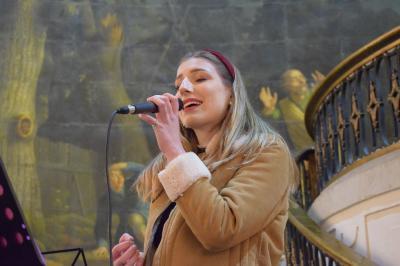 Foto zur Meldung: Musikalischer Start in den Advent
