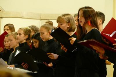 Bild der Meldung: Adventskonzert mit Schüler*innen des GESP