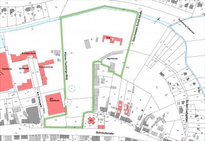 Informationsveranstaltung zum Masterplan Gutspark