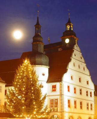 Vorschaubild zur Meldung: Weihnachtsmarkt in Hildburghausen am 07. und 08. Dezember