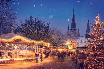 Vorschaubild zur Meldung: Weihnachtsmarkt
