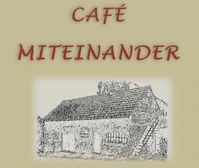 Frühstücksbuffet im Café Miteinander