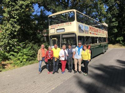 Vorschaubild zur Meldung: Vereinsausflug nach Potsdam
