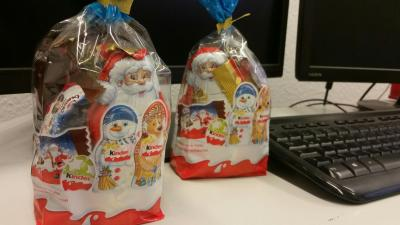 Bild der Meldung: Endlich kommt der Nikolaus!