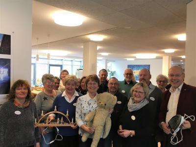 Vorschaubild zur Meldung: Pressemitteilung des Werra-Meißner-Kreises vom 04.12.2019: Sonderaktion zur Europäischen Woche der Abfallvermeidung im Repair Café Eschwege war ein voller Erfolg