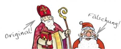 Foto zur Meldung: Wer ist Nikolaus?   15. Türchen zum Perleberger Adventskalender 2019