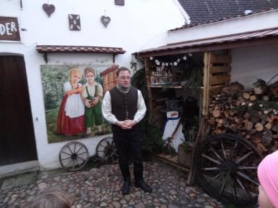 Vorschaubild zur Meldung: Märchenausstellung im Oschatzer Tor