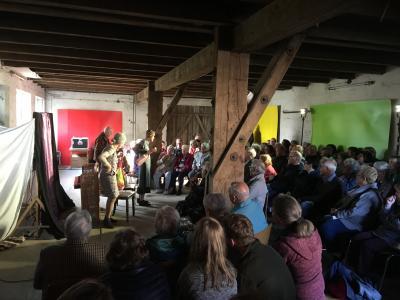 Foto zur Meldung: Scheunenfest