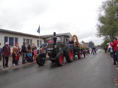 Foto zur Meldung: Drei tolle Tage zum 21. Oktoberfest in Zinndorf