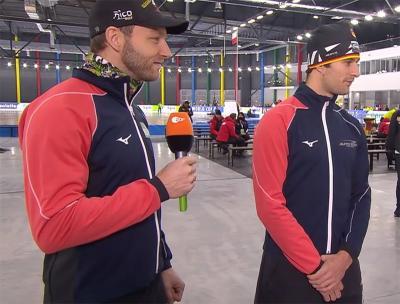 Nico und Joel im ZDF-Interview. Foto: ZDF-Mediathek
