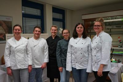 Foto zu Meldung: PLW Leistungswettbewerb der Konditoren in Sachsen und Thüringen 2019