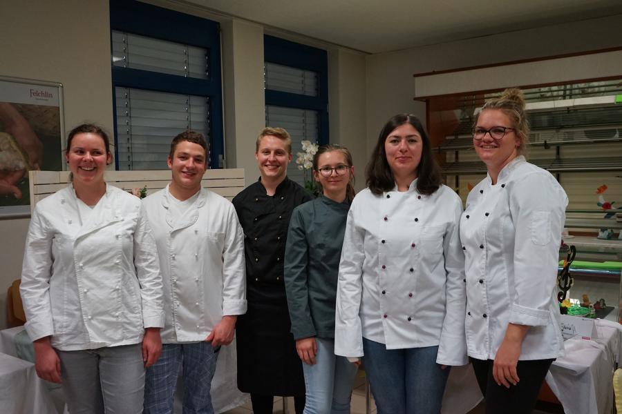 Bild der Meldung: PLW Leistungswettbewerb der Konditoren in Sachsen und Thüringen 2019