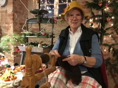 Foto zur Meldung: Nikolausfest in Reckahn am 8. Dezember