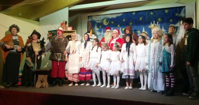 Vorschaubild zur Meldung: Mehrgenerationstheater Lubmin spielt zum 70. Mal