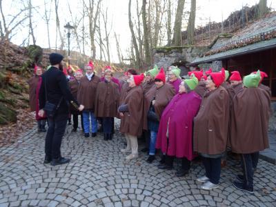 Vorschaubild zur Meldung: 2 Tage Weihnachtsimpressionen... Unsere Reisegruppe ist aus dem Vogtland mit vielen Eindrücken zurück...