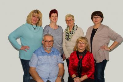 Foto zur Meldung: Die BürgerGemeinschaft Rehfelde e.V. (BGR) wählte neuen Vorstand