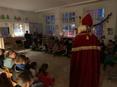 Bild der Meldung: Der Nikolaus war da!