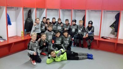 Foto zur Meldung: F95 & VfB 03: Partnerschaftscup für 2011er