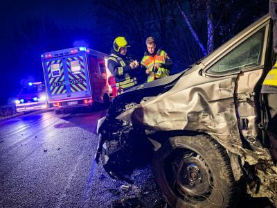 Vorschaubild zur Meldung: TH00 Y - Verkehrsunfall