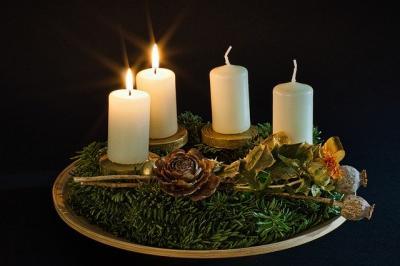 2. Advent - Bild von HG-Fotografie auf Pixabay