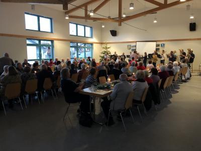 Vorschaubild zur Meldung: Senioren-Weihnachtsfeier der Stadt Wächtersbach für die Ortsteile Hesseldorf, Weilers, Neudorf und Aufenau
