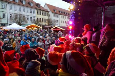 Vorschaubild zur Meldung: Nachlese zum Weihnachtsmarkt 2019