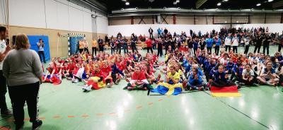 Foto zur Meldung: Dank und Bilder zur Mini-WM