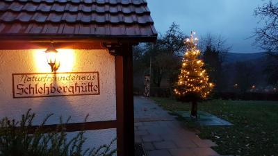 Schlehberghütte