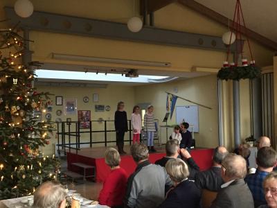 Vorschaubild zur Meldung: Adventsfeier in Borgwedel