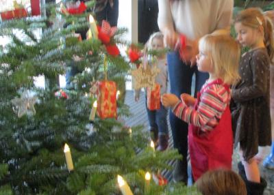 Foto zur Meldung: O Tannenbaum, o Tannenbaum, du kannst uns sehr gefallen
