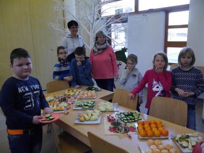 Nikolaustag in der Grundschule Belgern