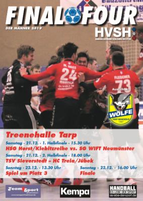 Foto zur Meldung: HVSH Final 4 in Tarp: TSV Sieverstedt I ist dabei