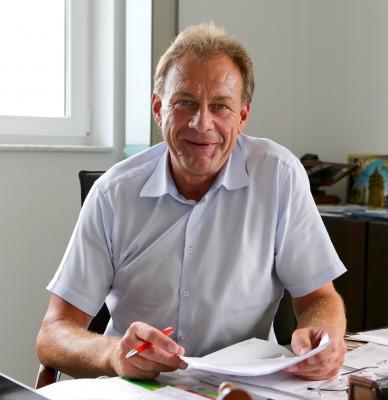 Bürgermeister Arne Christiani