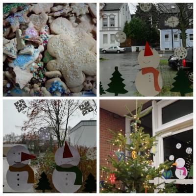 Vorschaubild zur Meldung: Weihnachten an der HCA