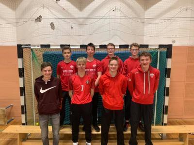 Foto zur Meldung: Männliche Jugend B Liga