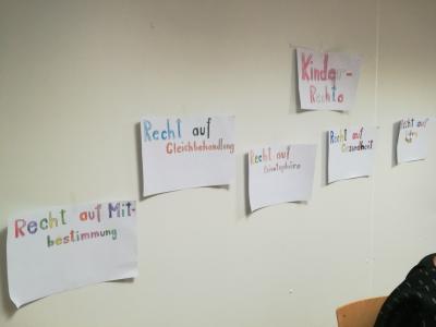 Vorschaubild zur Meldung: Aktionswoche Kinderrechte Tag 2