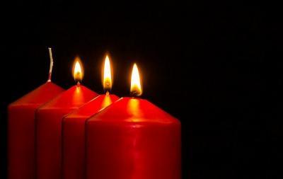 3. Advent Bild von Myriam Zilles auf Pixabay