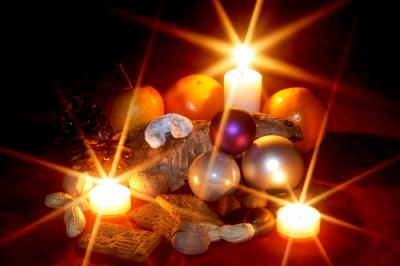 Foto zu Meldung: Kunterbunte Weihnachtsfeier