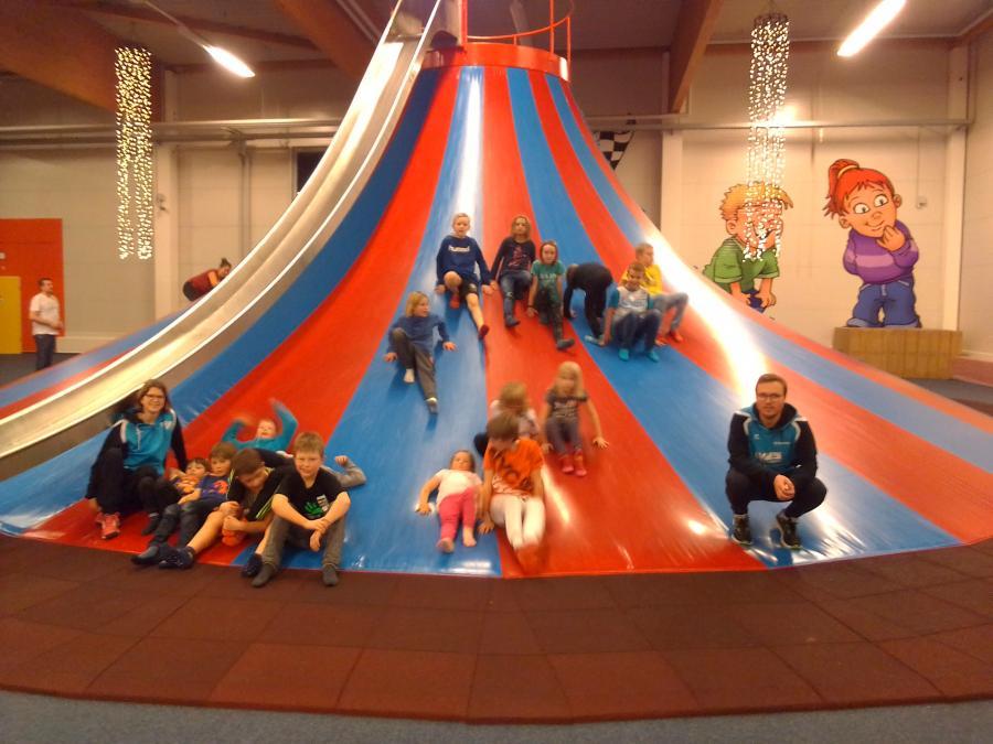 """Vorschaubild der Meldung: """"Kinderparken im Funpark Mr Scandi"""